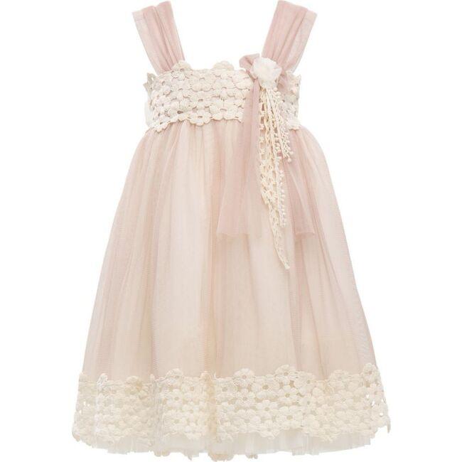 Sharon Dress, Pink