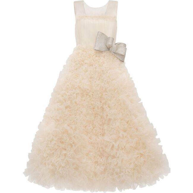 Teresita Dress, Champagne