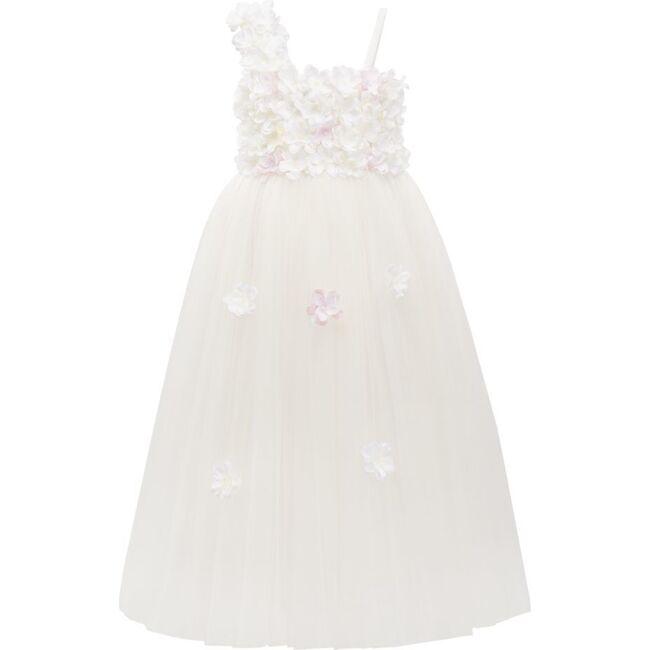 Virdelle Dress, White