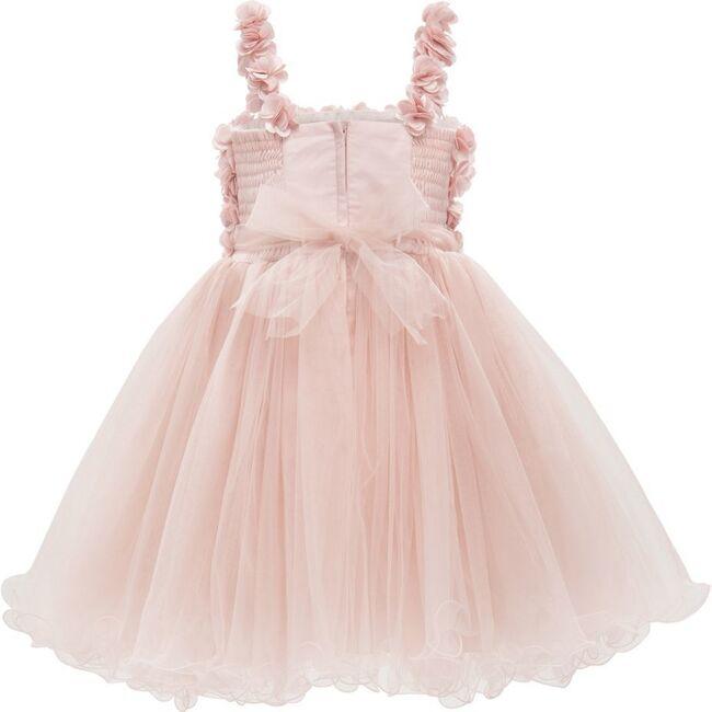 Rose Campanula Dress, Pink