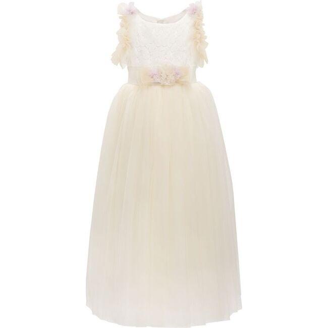 Loretta Dress, Champagne
