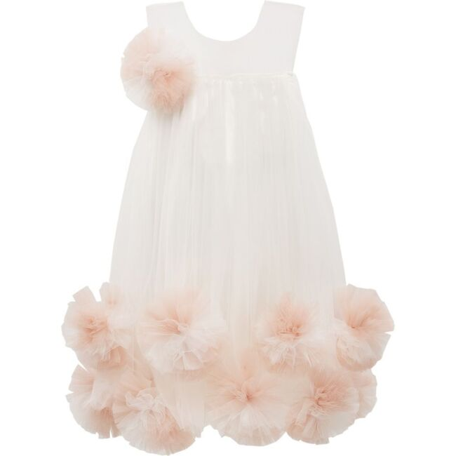 Idlwyld Dress, White