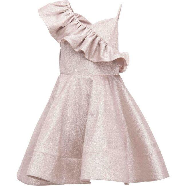 Glitter Riviera Dress, Pink
