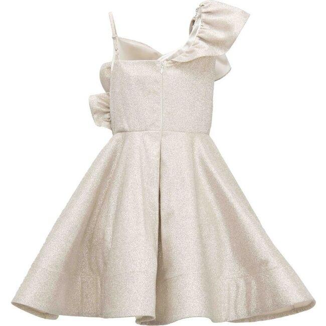 Glitter Riviera Dress, Gray