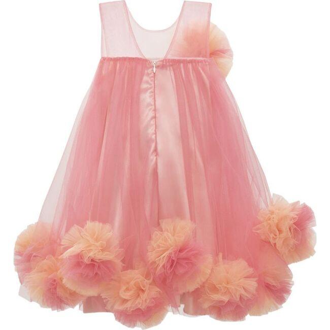 Idlwyld Dress, Fuchsia