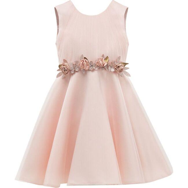 Floral Montara Dress, Pink