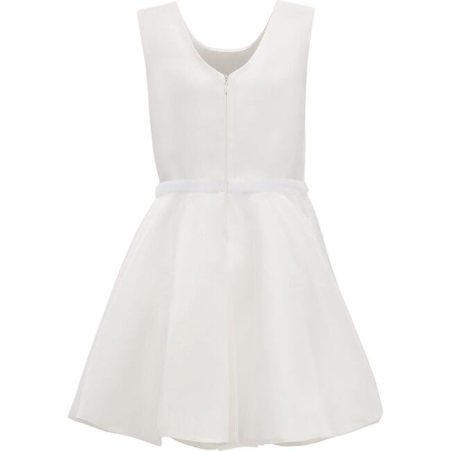 Floral Montara Dress, White