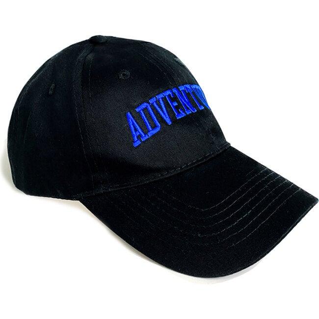 Adventure Cap, Black