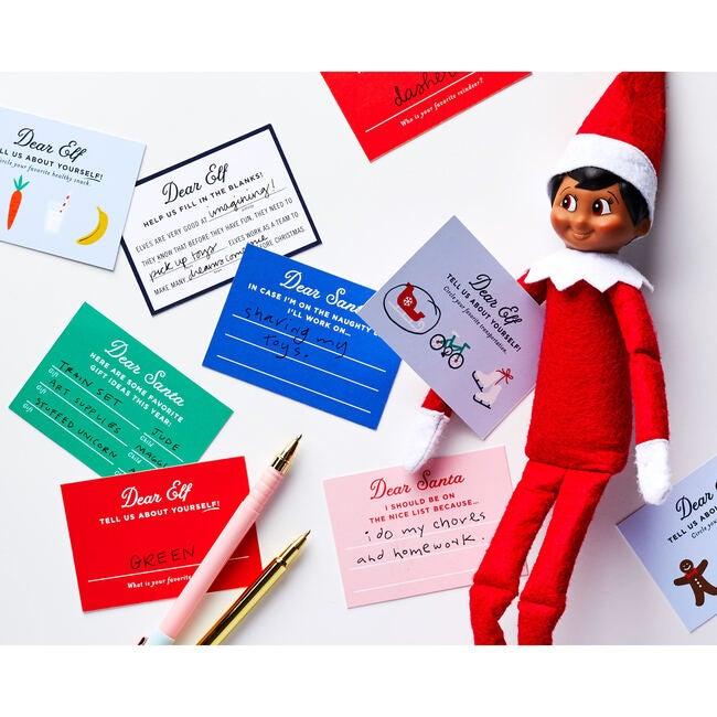 Easy Elf on the Shelf Notes