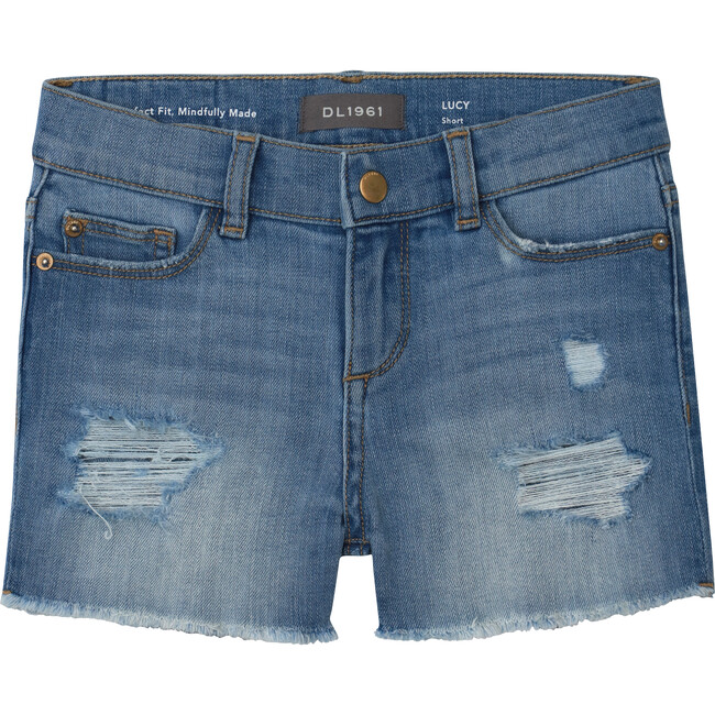Lucy Shorts, Frost Distressed