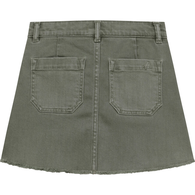 Jenny Mini Skirt, Army