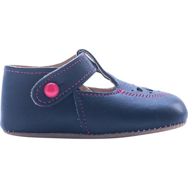Robin British Pre-Walker Baby Shoe - Serpentine Blue