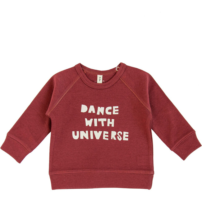 Dance with Universe Jersey, Burgundy