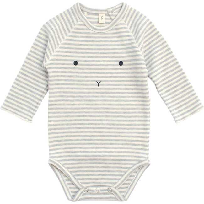 Bunny Bodysuit, Stripy
