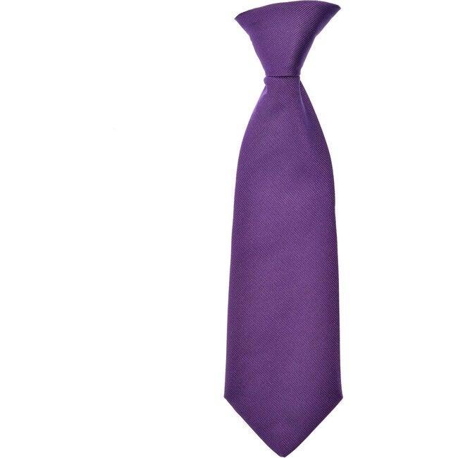 Cherwell Neck Tie, Regal Purple