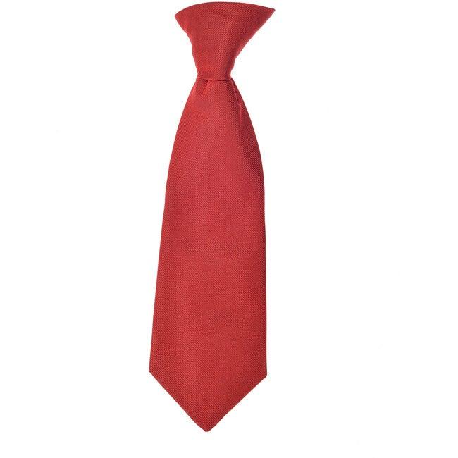 Cherwell Neck Tie, Pillar Box Red