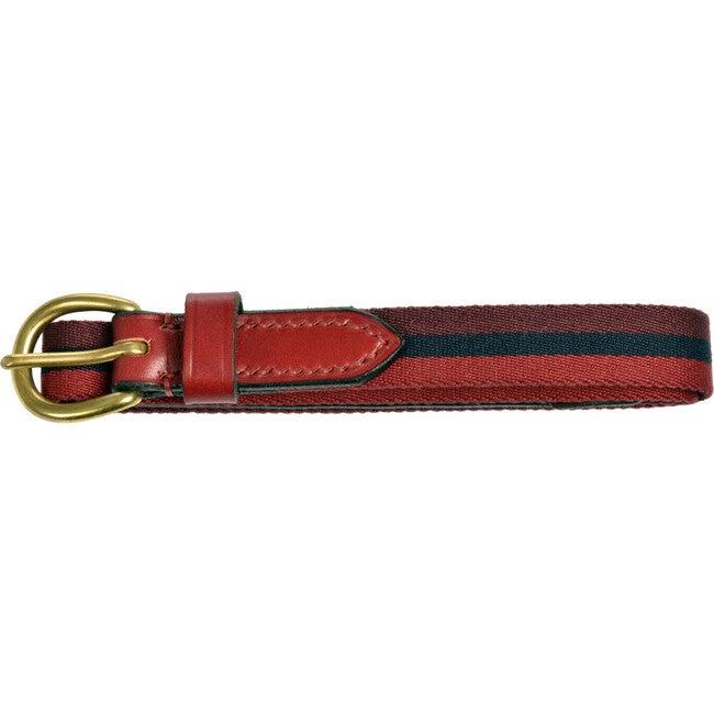 Cavendish Belt, Gainsborough Red