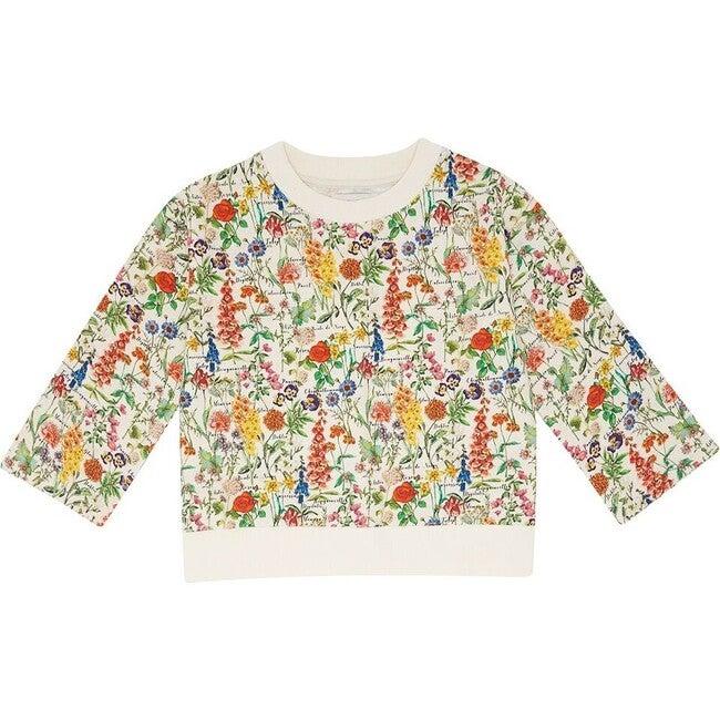 Homey Sweatshirt, Botanical