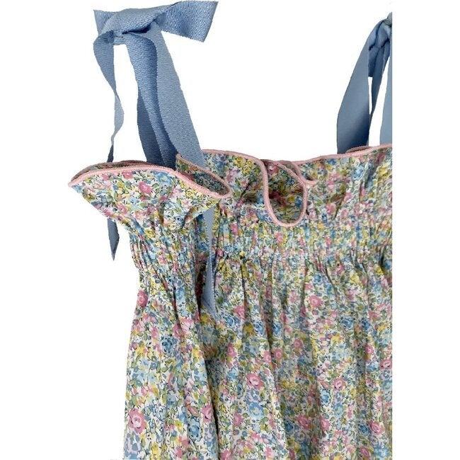 Jaime Dress, Pastel Ditsy