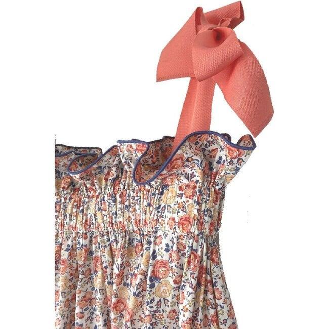 Women's Jaime Dress, Coral Floral