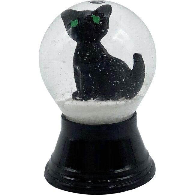 Black Cat Snowglobe