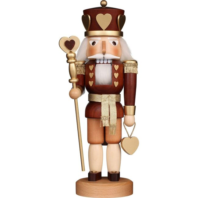 King of Hearts Nutcracker