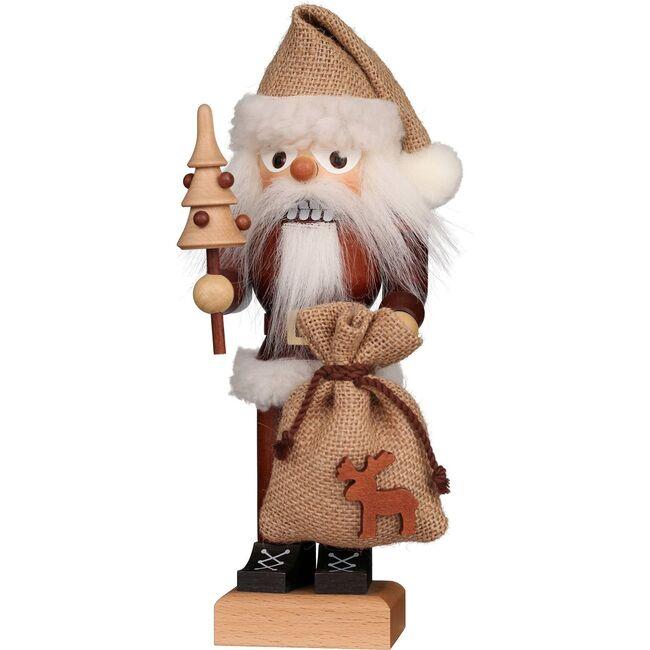 Santa Nutcracker, Natural