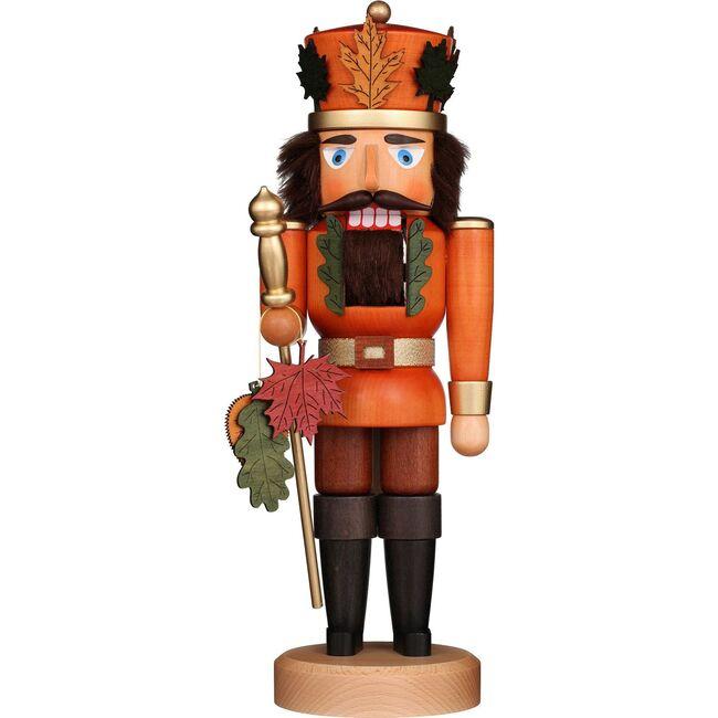 Santa Nutcracker, Autumn King