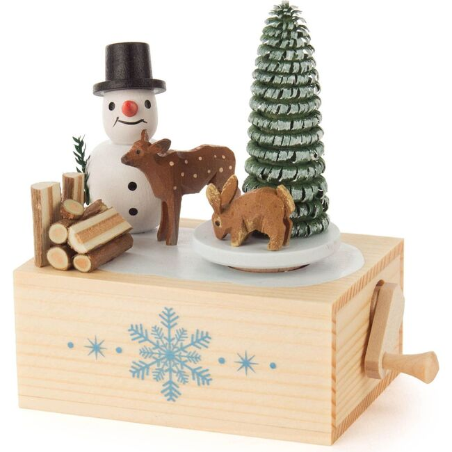 Music Box, Snowman