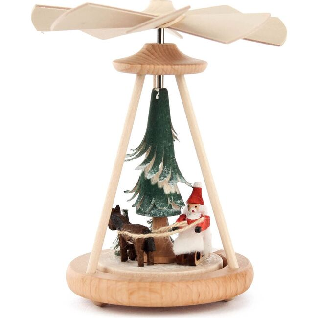 Miniature Pyramid, Santa's Sleigh