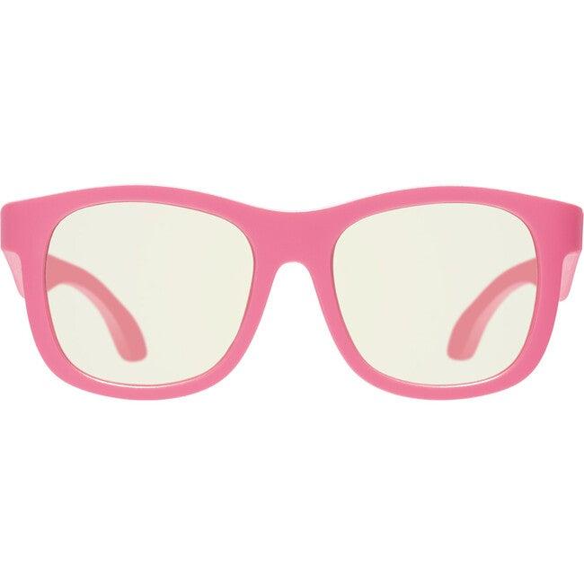 Screen Saver Blue Light Glasses, Think Pink! Navigator - Sunglasses - 1