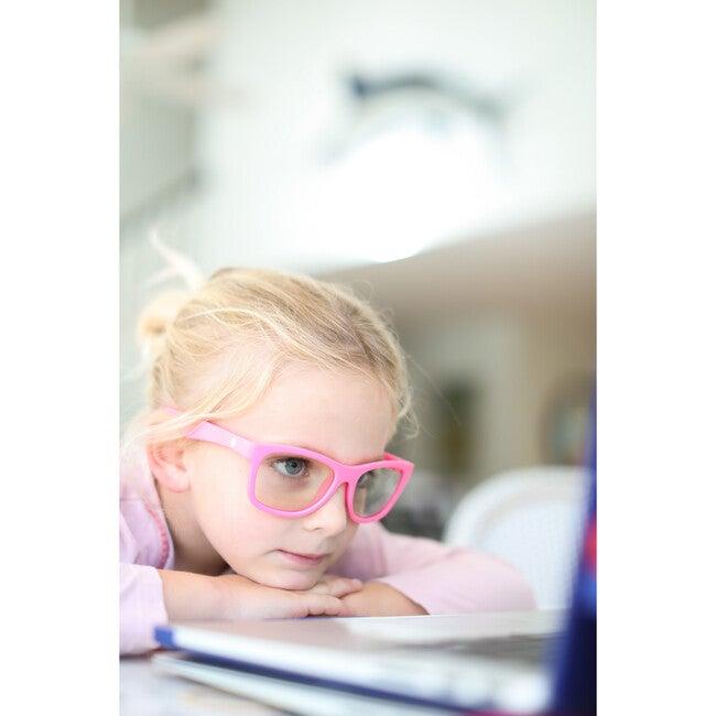 Screen Saver Blue Light Glasses, Think Pink! Navigator