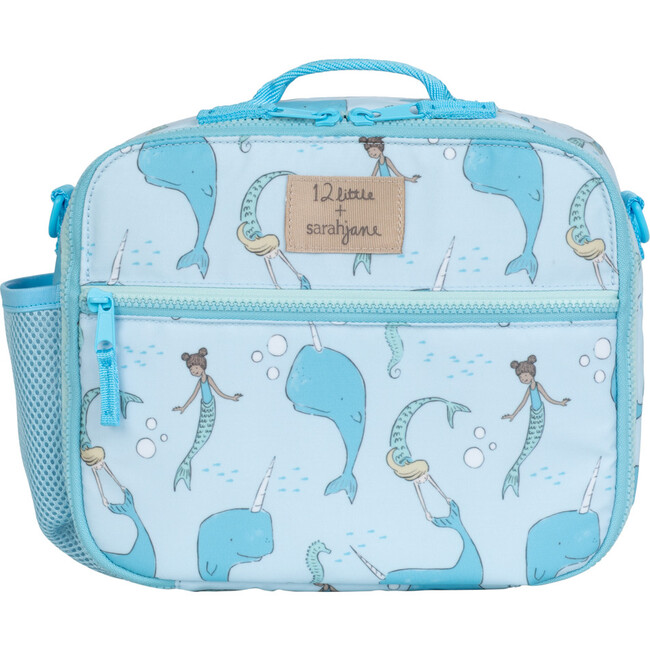 Under The Sea Lunch Bag, Blue