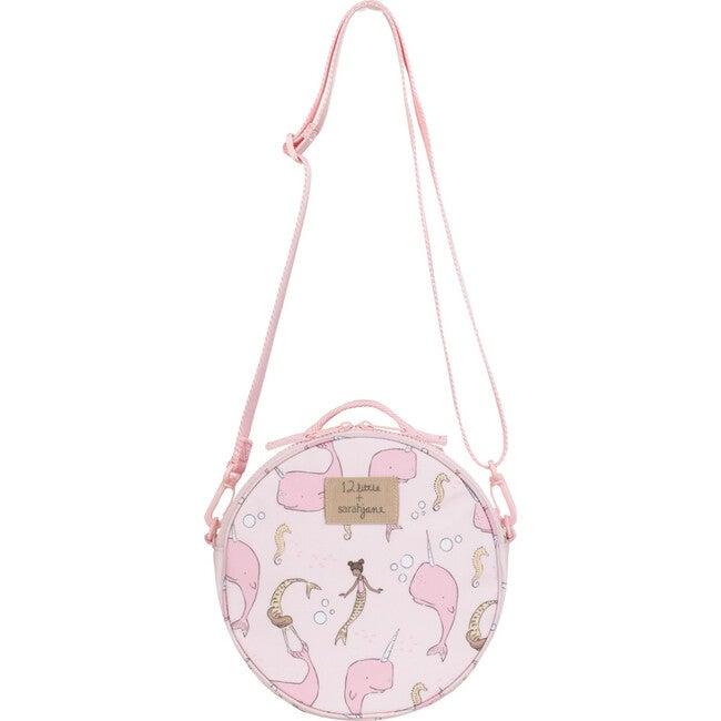Under The Sea Round Bag, Pink