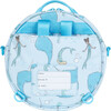Under The Sea Round Bag, Blue - Bags - 4