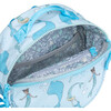 Under The Sea Round Bag, Blue - Bags - 5