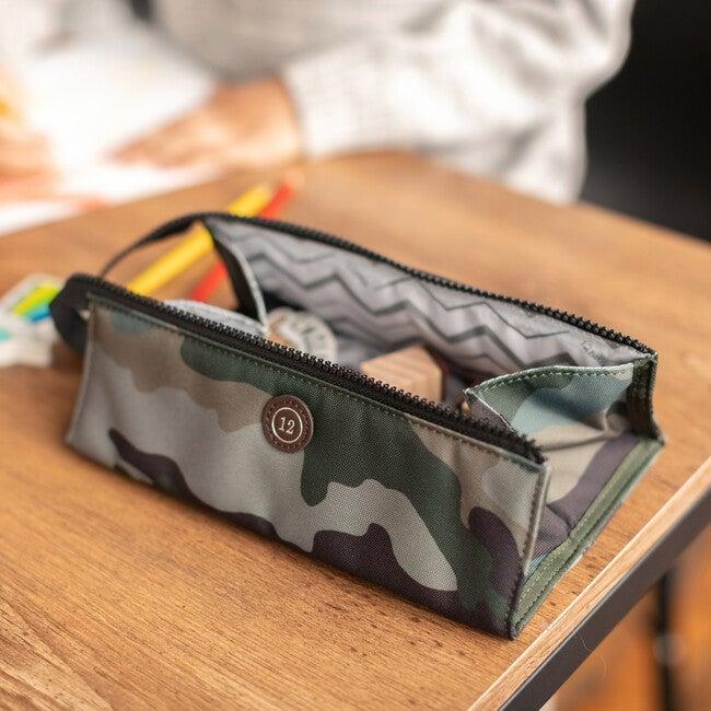 Adventure Pencil Case, Camo