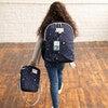 Adventure Backpack, Navy - Backpacks - 2