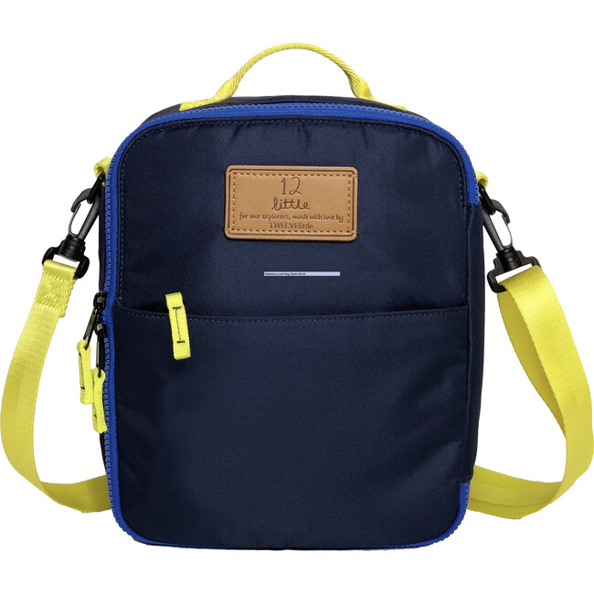 Adventure Lunch Bag, Navy