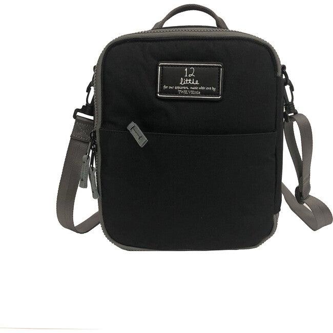 Adventure Lunch Bag, Black
