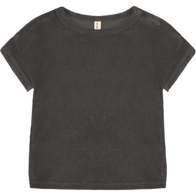 Shadows Terry Oversized T-shirt