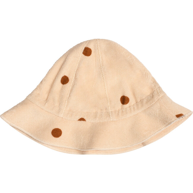 Spice Dots Terry Sun Hat