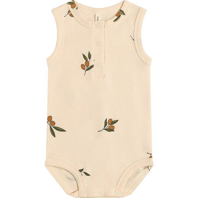 Olive Garden Sleeveless Bodysuit