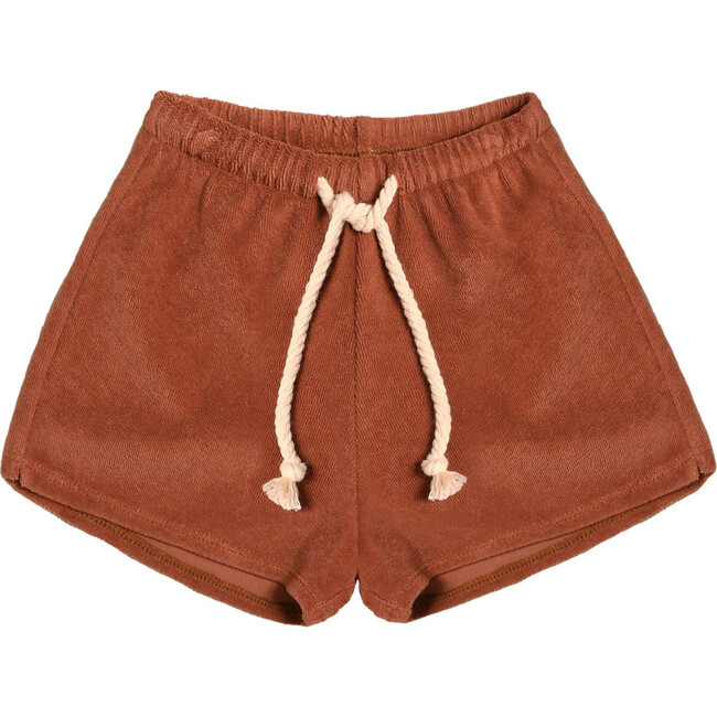 Deep Earth Terry Rope Shorts