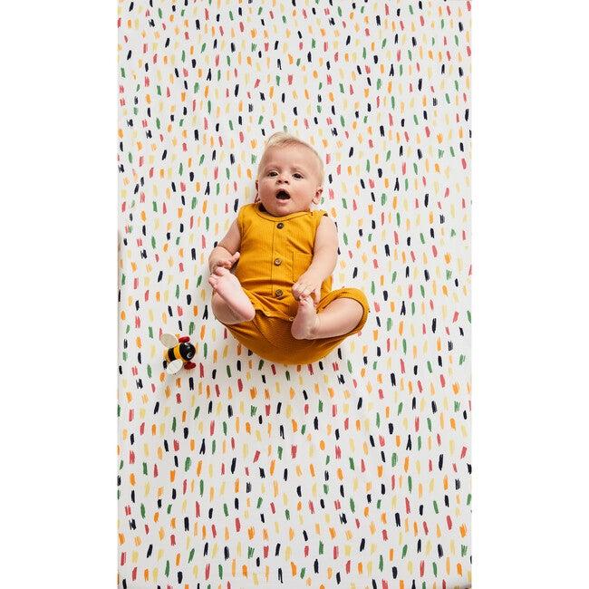 Sprinkles Crib Sheet Set, Multi