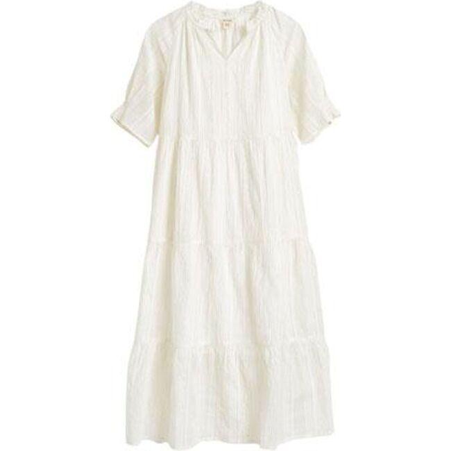 Dress Pattie, Ecru