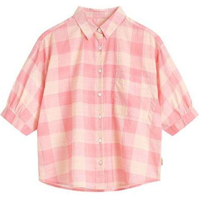 Ave Shirt, Pink