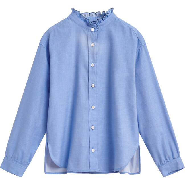 Angle Shirt, Blue