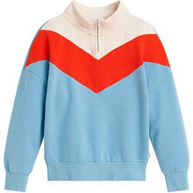 Sweatshirt Vichy, Multi