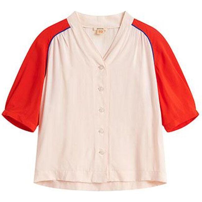 Pippa Shirt, Pink